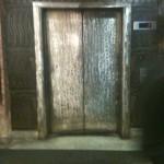 Elevator Doors in Chelsea's Market