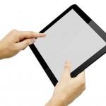 Holding iPad copy